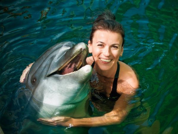 delfin-chica