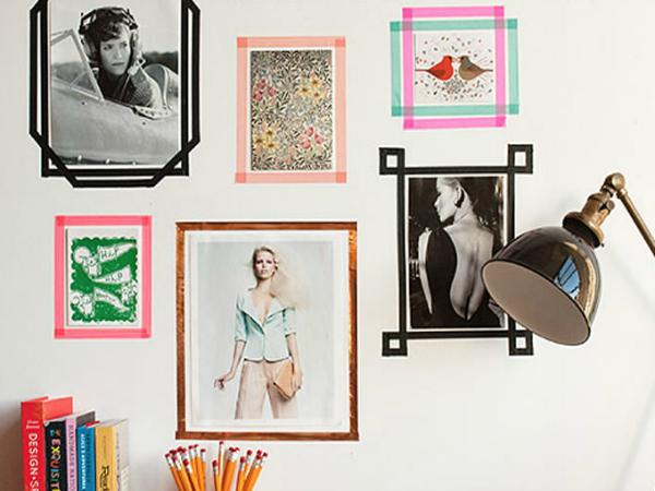 decorar paredes fotos