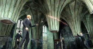 Harry Potter y la orden del Fénix para la consola Wii