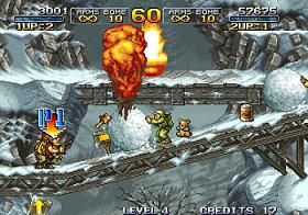 Metal Slug Anthology para Wii