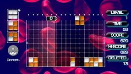 Lumines II para PSP