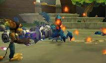Ratchet & Clank: El Tamaño Importa para PSP
