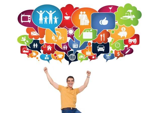 campo semántico. social media
