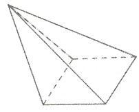 pirámide oblicua